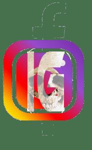 till death tattoo studio skull instagram